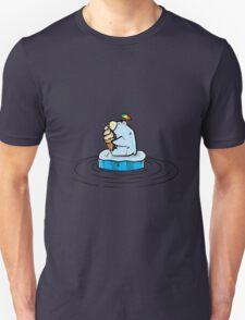 Summer Polar Bear : Melty Soft Serve T-Shirt