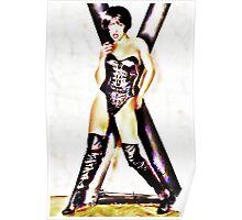PVC Slut Poster