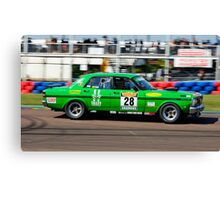 No28 Ford 351GT Touring Car Masters Canvas Print