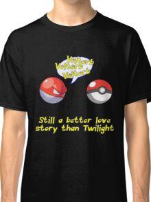 Voltorb Joke  (Pokemon Parody) Classic T-Shirt