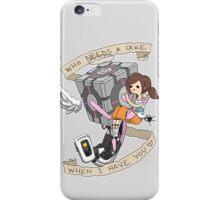 Little Guardian Angel iPhone Case/Skin