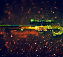 DragonLore AWP Sticker