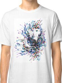 Watercolour Merlin Classic T-Shirt