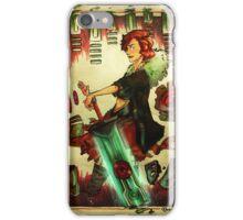 Game Transistor iPhone Case/Skin
