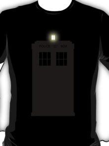 Doctor Who Dark Tardis T-Shirt