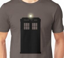 Doctor Who Dark Tardis Unisex T-Shirt