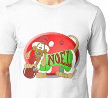 Noel Dachshund Unisex T-Shirt