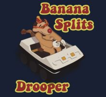 Drooper - Banana Splits TV Show Kids Tee