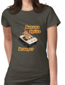 Drooper - Banana Splits TV Show Womens Fitted T-Shirt