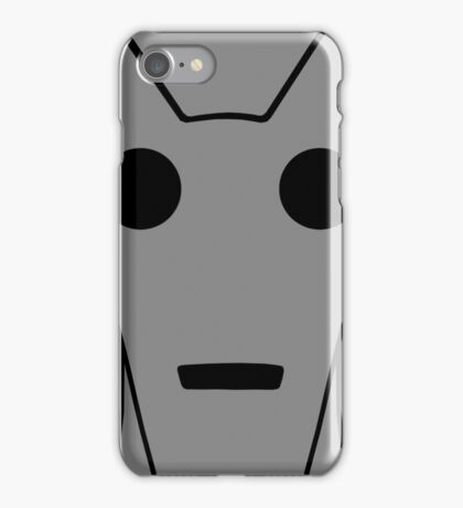 CYBERMAN!!! iPhone Case/Skin