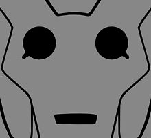 CYBERMAN!!! by jredthered
