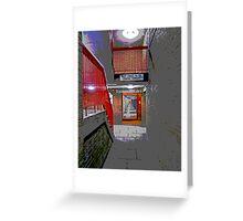 Lansdowne , Sheffield Greeting Card