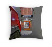 Lansdowne , Sheffield Throw Pillow