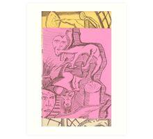 pool of atonement Art Print