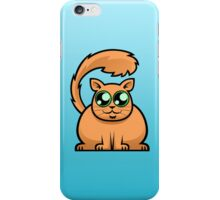 Ginger Cat iPhone Case/Skin