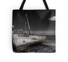 Tuna Fishing Boat Tote Bag