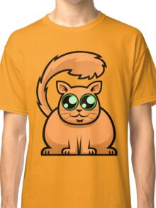 Ginger Cat Classic T-Shirt