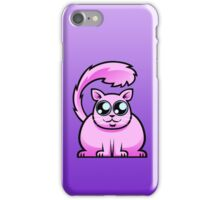 Pink Cat iPhone Case/Skin