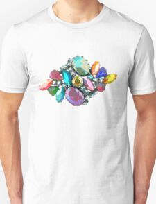 Bejewelled and Fabulous! Unisex T-Shirt