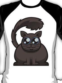 Brown Cat T-Shirt