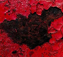 Red Scab #1 by Thomayne
