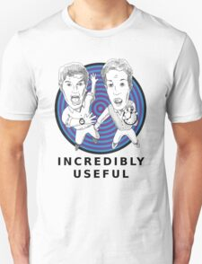 Pat & Carlo's Incredibly Useful Adventures Through Time T-Shirt