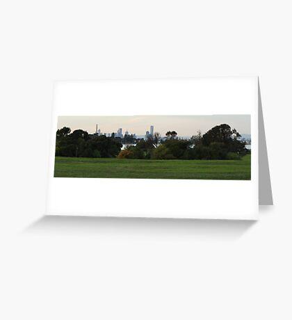 Altona reserve Greeting Card