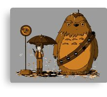 My Neighbour Chewie II Canvas Print