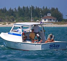 World's Richest Tarpon Tournament 2013 - Team Blaze - #2 by Paul Sharman