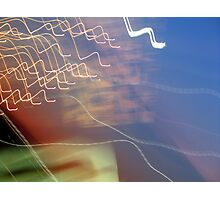 Abstract #10 Photographic Print