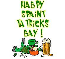 Happy St. Patricks Day Photographic Print