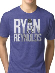 Ryan Reynolds Tri-blend T-Shirt