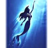 cute ariel cartoon little mermaid iPhone case by isabellalol