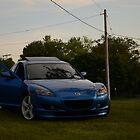 Mazda RX-8 by cdoering
