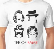 TEE OF FAME Unisex T-Shirt