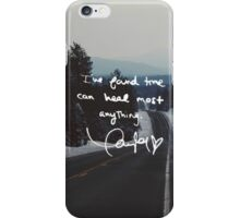 Taylor Swift Quote III iPhone Case/Skin