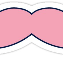 Mustache Vineyard Vines Sticker