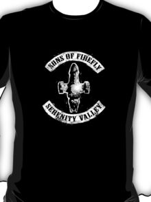 Sons of Firefly (Small print size) T-Shirt