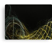 Abstract #6 Canvas Print