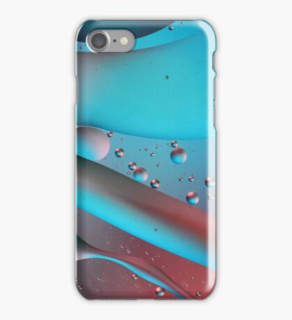 BUBBLE 5 iPhone Case/Skin