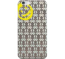 Smile, Sherlock (muted) iPhone Case/Skin