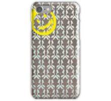 Smile, Sherlock (muted) iPhone Case/Skin