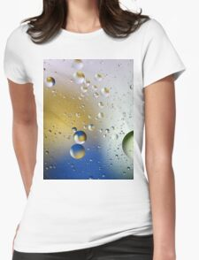 BUBBLE 7 Womens Fitted T-Shirt