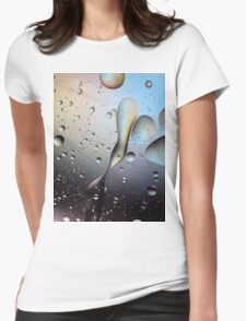 BUBBLE 8 Womens Fitted T-Shirt