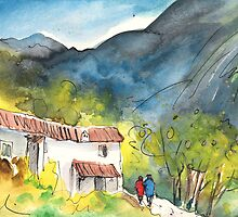Italy - Borgo 01 by Goodaboom
