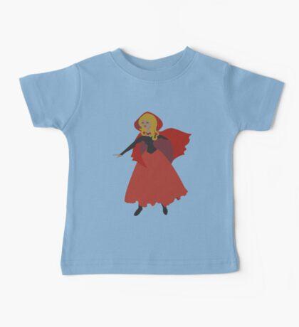 Red Riding Hood Baby Tee