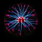 Plasma Ball by Peter Barrett