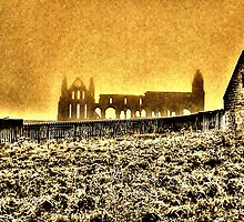 Whitby Abbey by indiemod