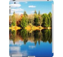Parker Dam - autumn reflections (2012) iPad Case/Skin