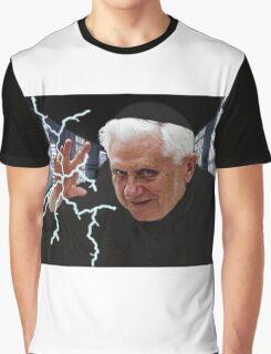Palpatine Pope Graphic T-Shirt